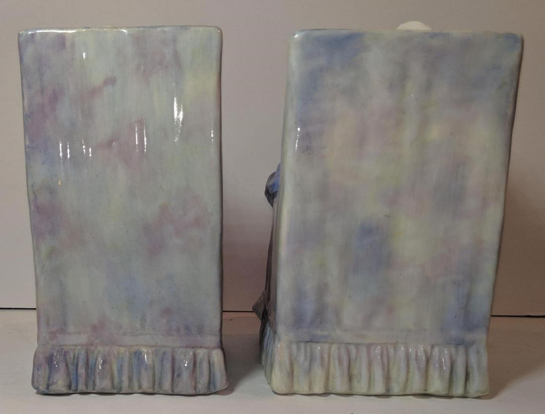 Pair of Royal Doulton Bookends 1930 - 6