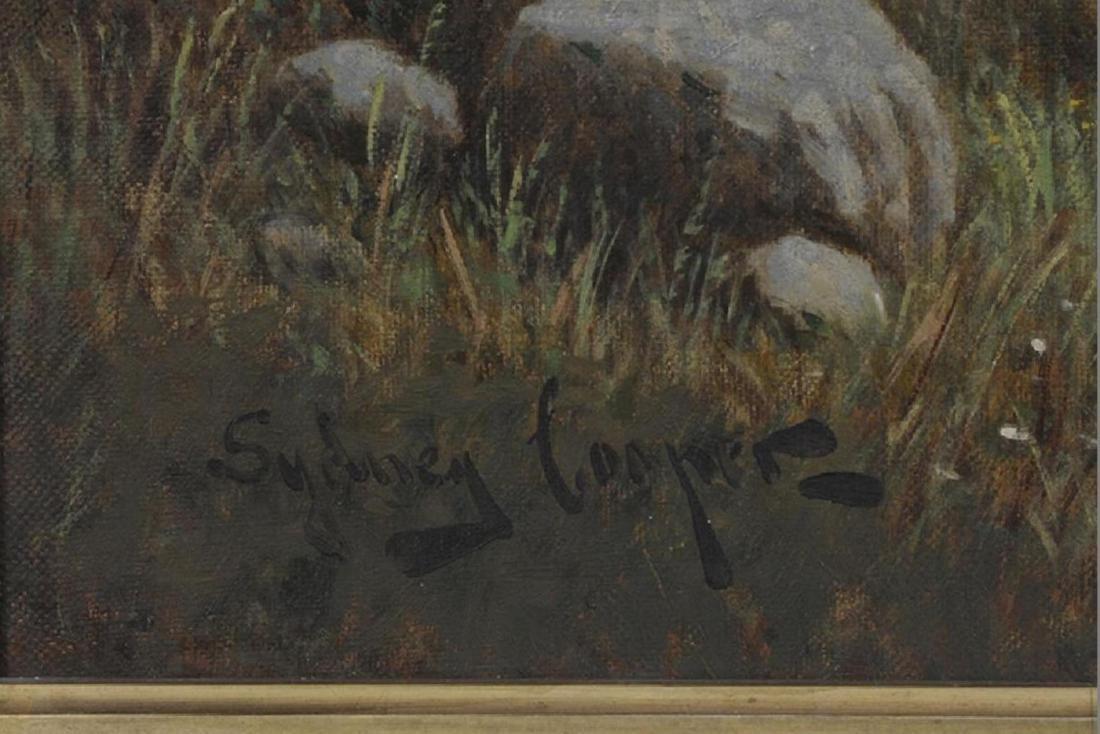 English School, 19th /20th Century, Cows Grazing in - 3