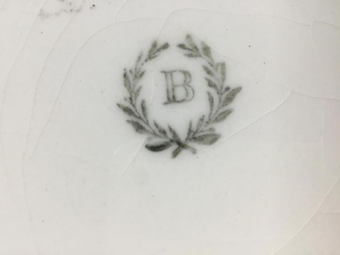 Lot of 6 Masonic Plates - 3