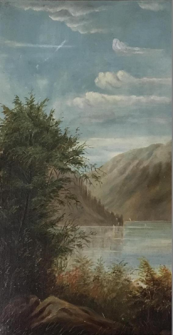 American School, 19 th  Century, Hudson River School - 2