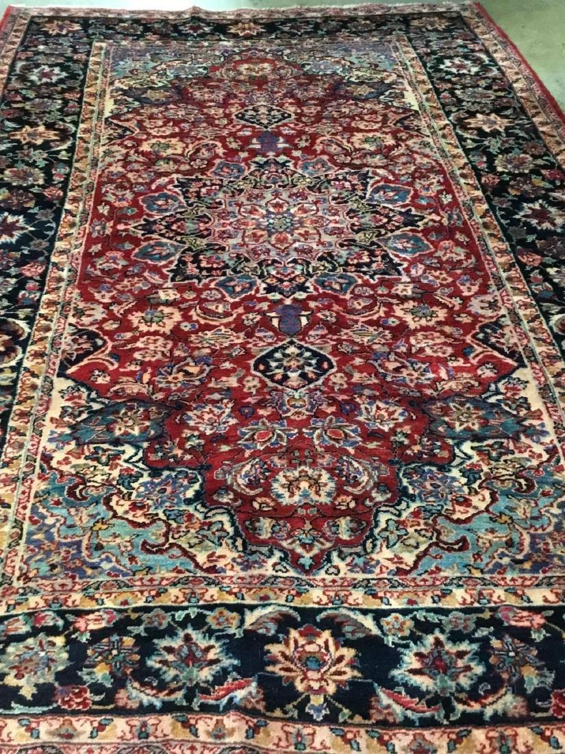 Antique Persian Kazvin (Qazvin) Carpet, circa 1930-1935