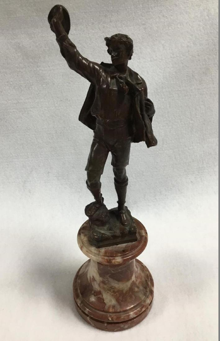 19 th /20 th  Bronze Sculpture, Unsigned.