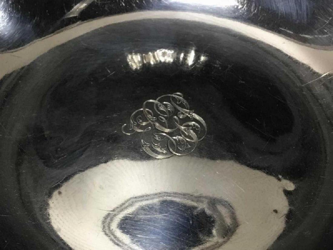 Sterling Silver S. Kirk and Son Bowl. - 2