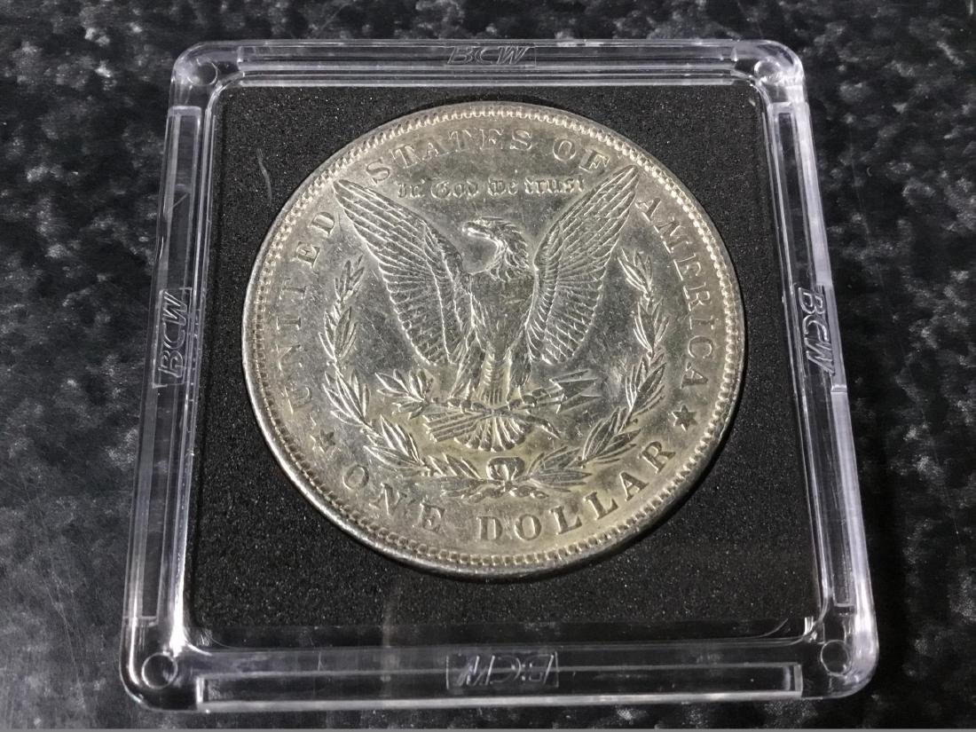 1897 P Morgan Dollar - 2