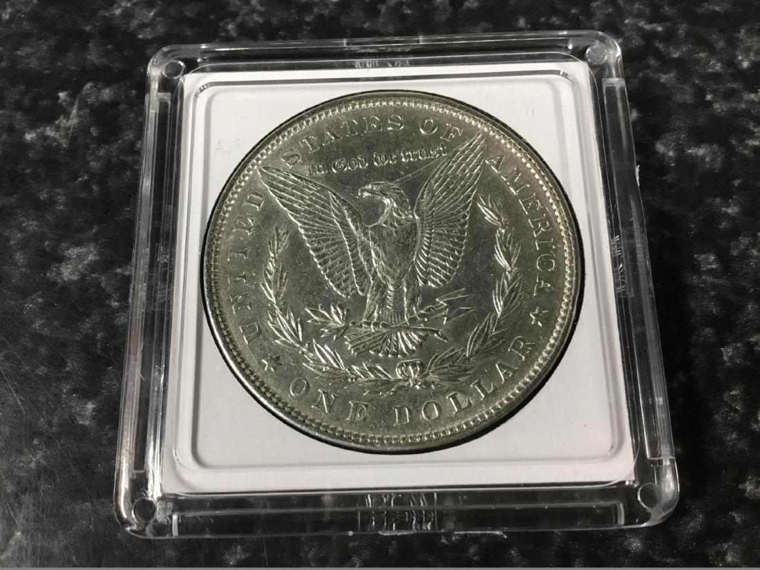 1886 P Morgan Dollar - 2