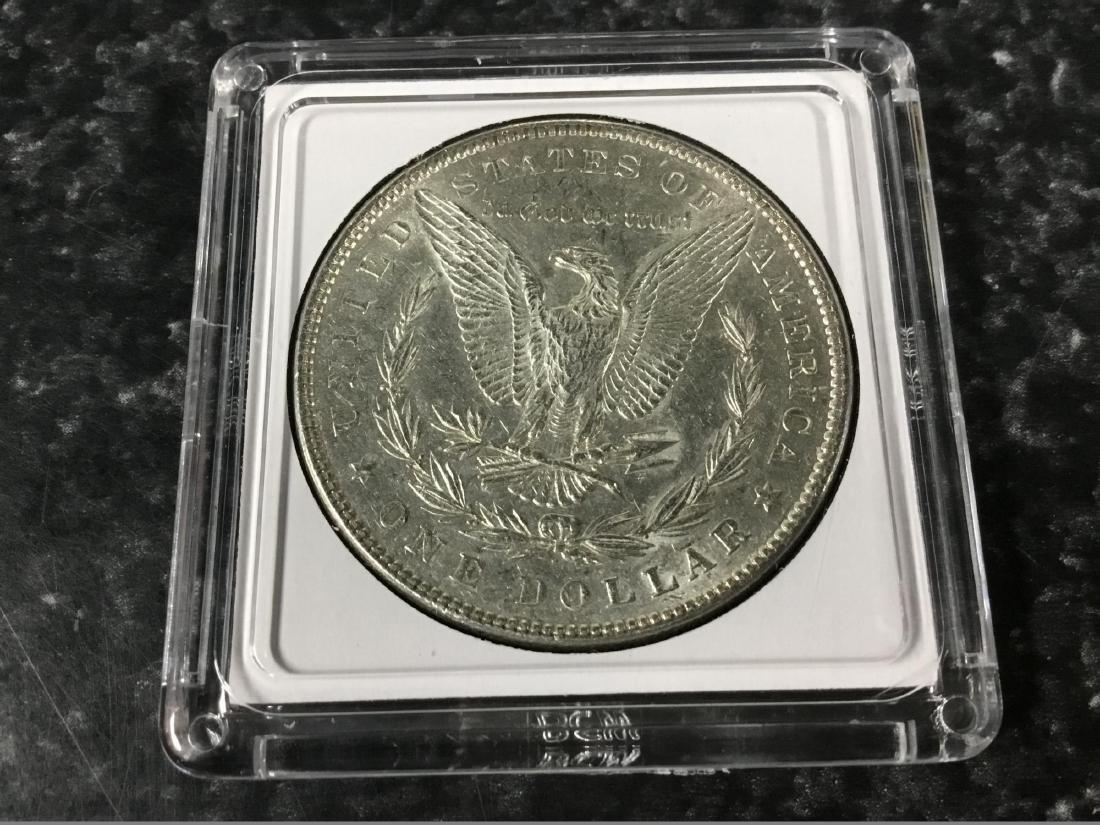 1884 P Morgan Dollar - 2
