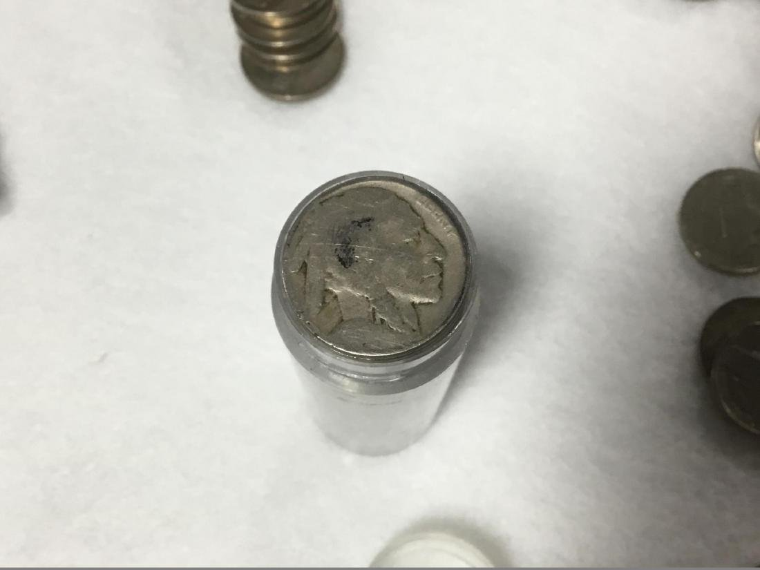 Lot of Jefferson and Buffalo Nickels - 2