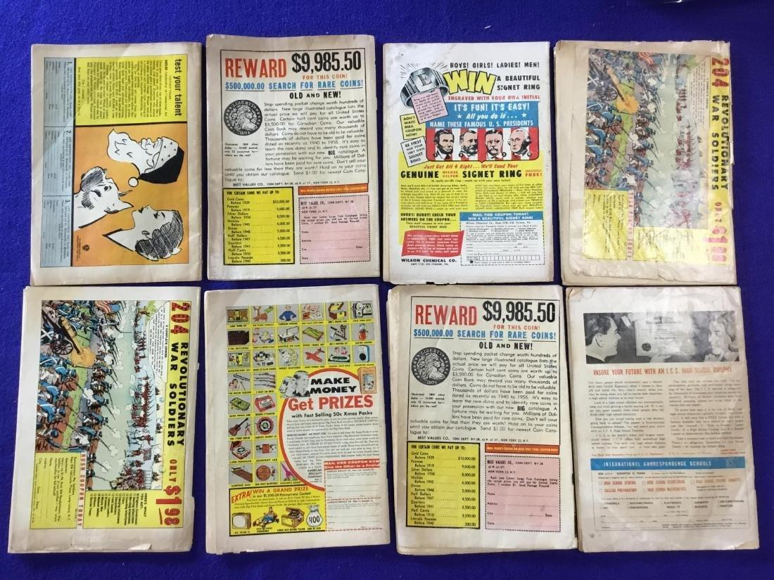 Lot of 8 Comics - 2