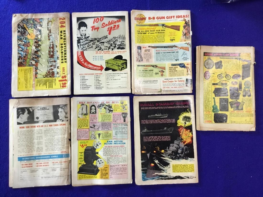 Lot of 7 Comics - 2