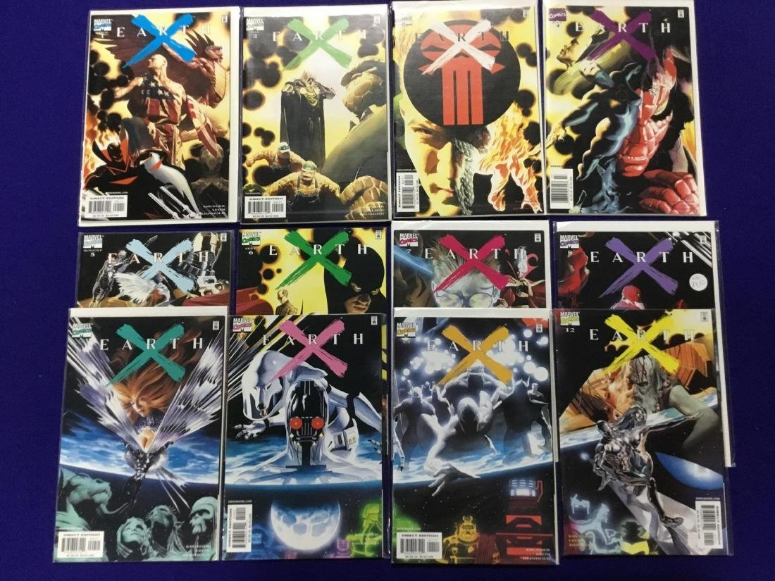 Complete Set of EarthX