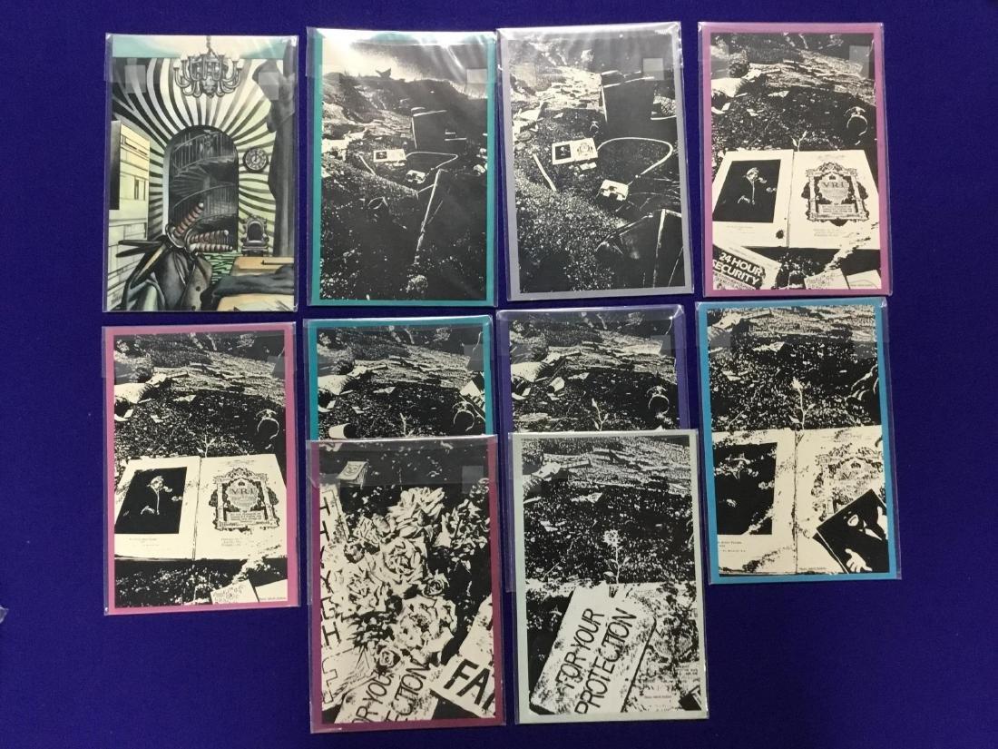 Complete Set of High Gade V for Vendetta - 2
