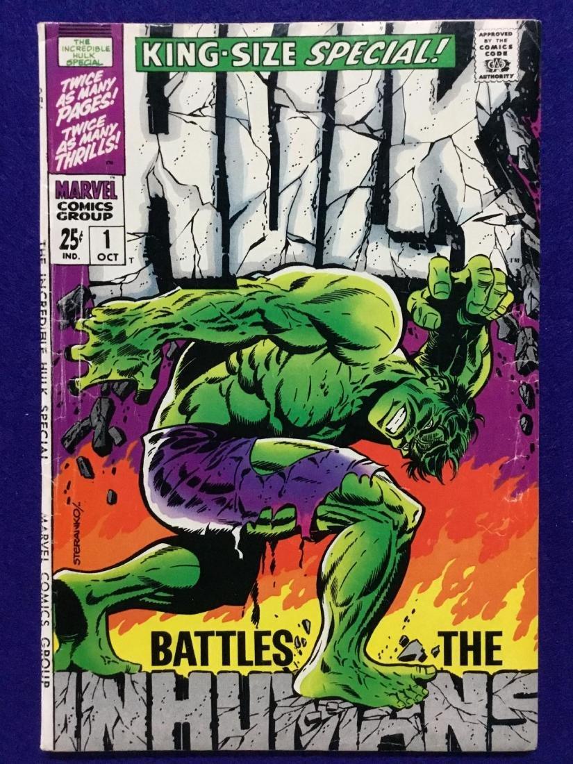 King Size Special Hulk #1