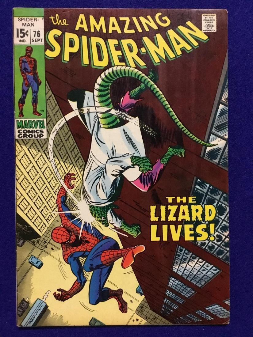 Amazing Spiderman #76