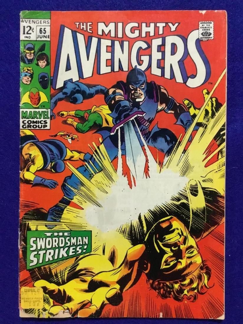 Avengers #65