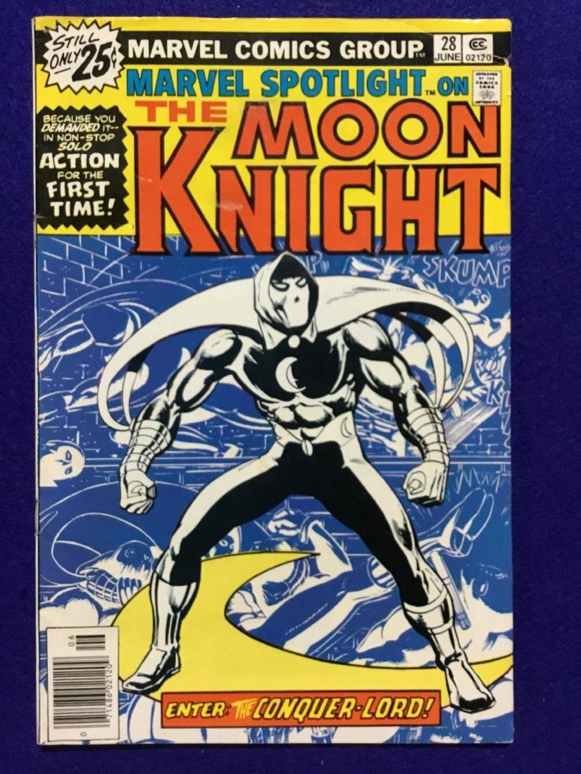 The Moon Knight #28
