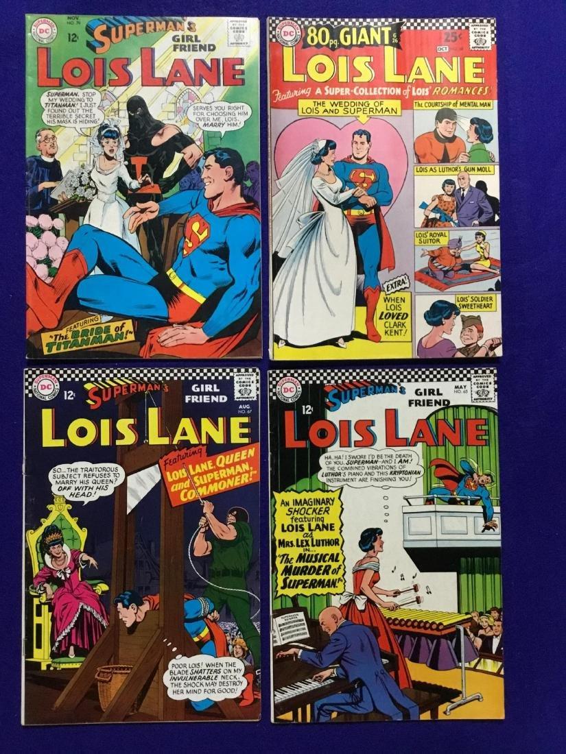 Lot of 4 Lois Lnae