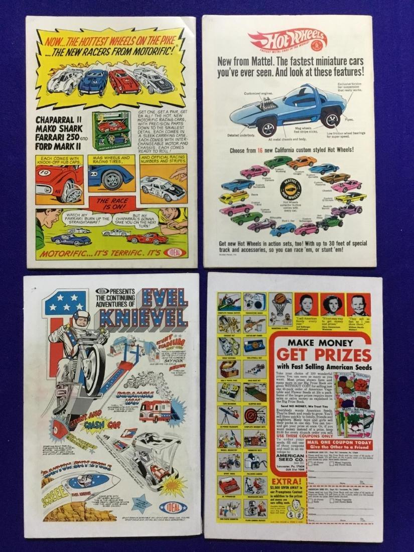 Lot of 4 Action Comics - 2