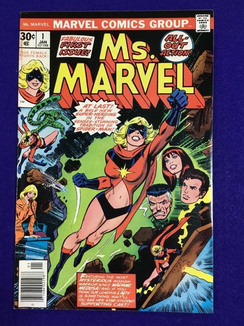 Ms Marvel #1
