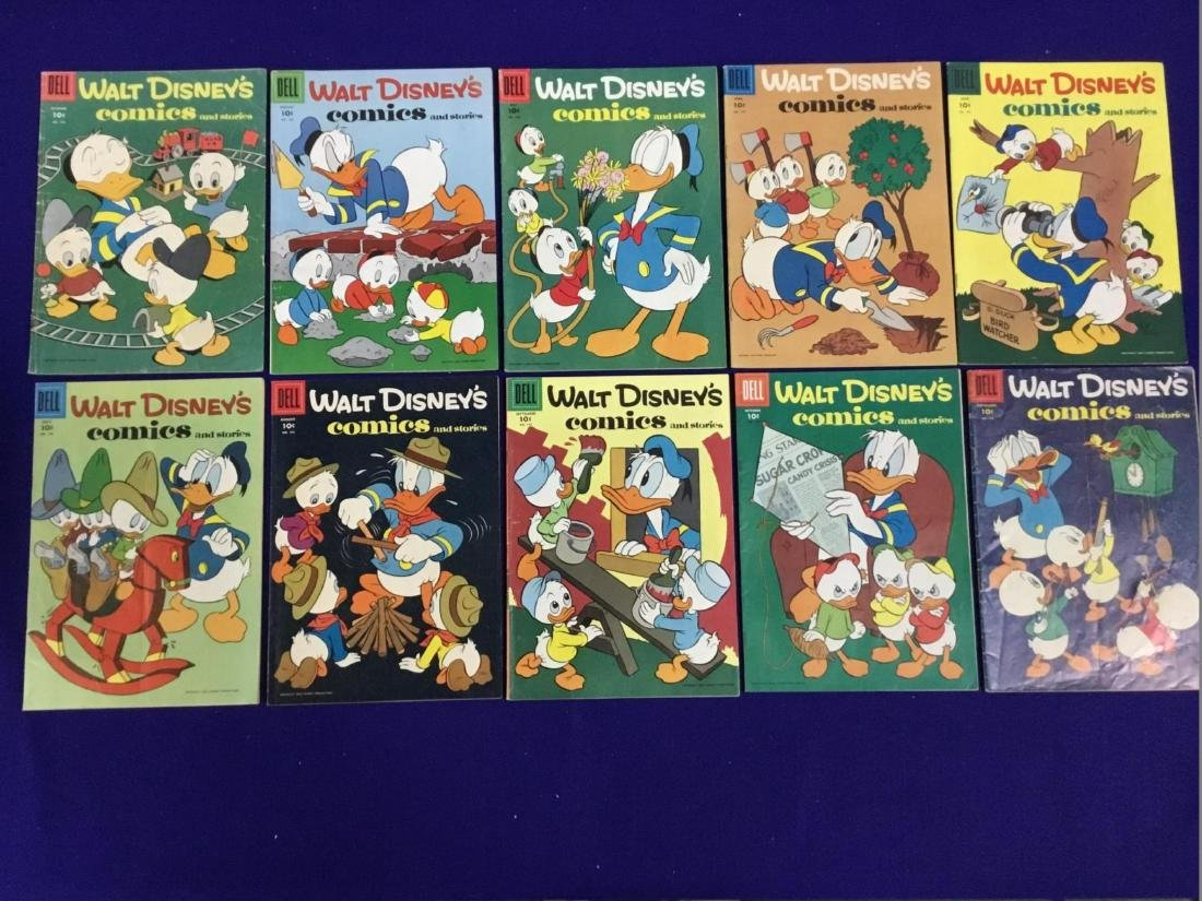 Walt Disney's Comics and Stories no.