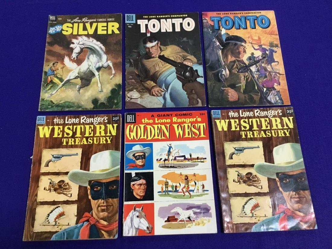 Lot of Western Comics