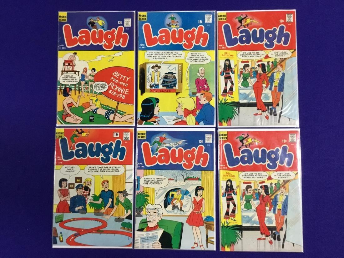 Laugh #178,181,182,182,183,185