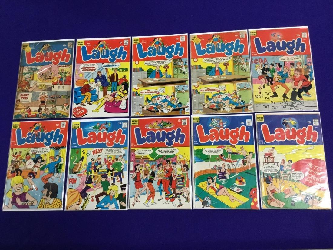 Laugh #185-189,198,208,218,221