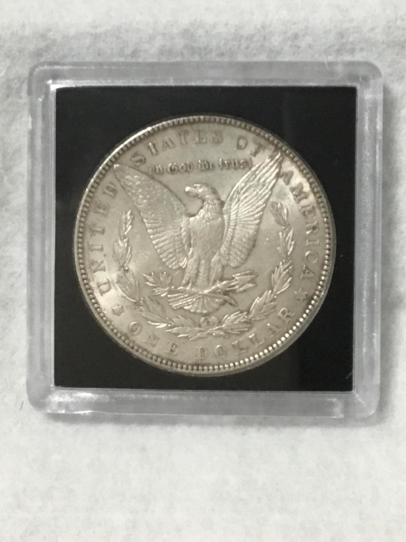 1886 Morgan Dollar - 2
