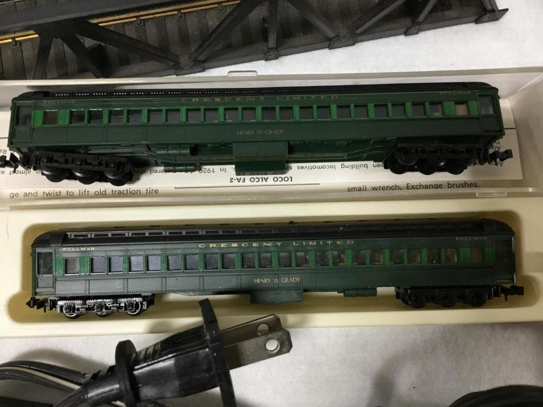 Huge Lot of Bachmann Trains, tracks, and accessories - 6
