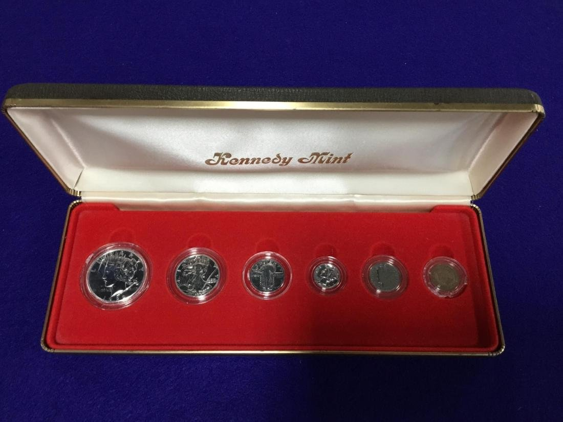 Kennedy Mint Set