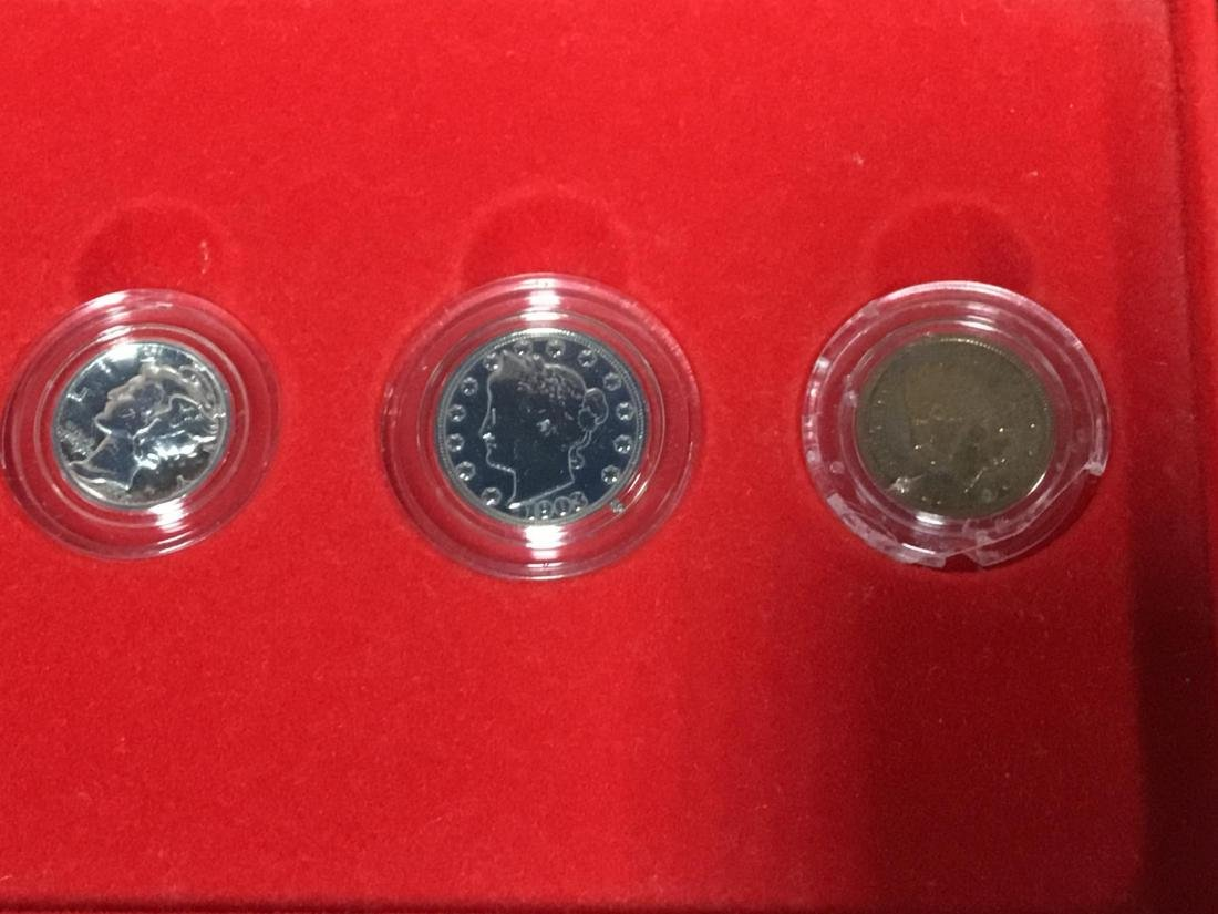 Kennedy Mint Set - 3