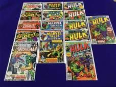 Lot of 15 Comics