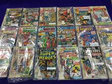 Lot of 18 King Size Giant Size and Special Issues