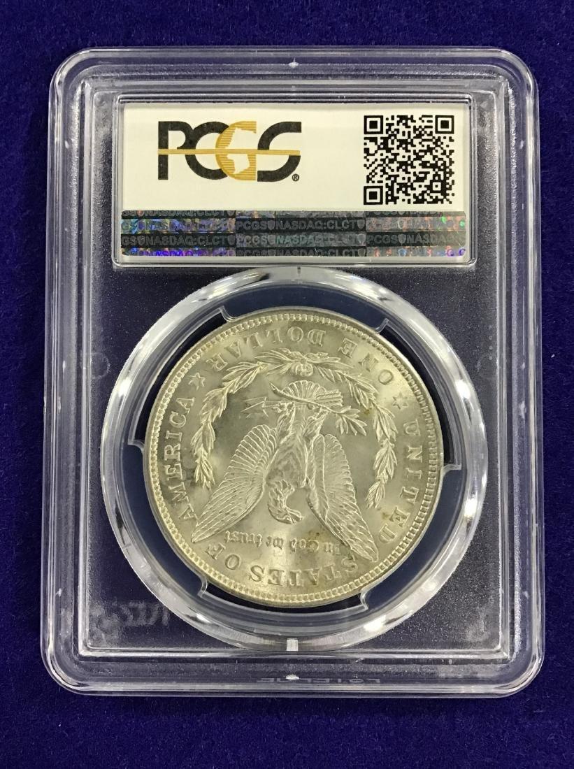 1921 Morgan Dollar - 2
