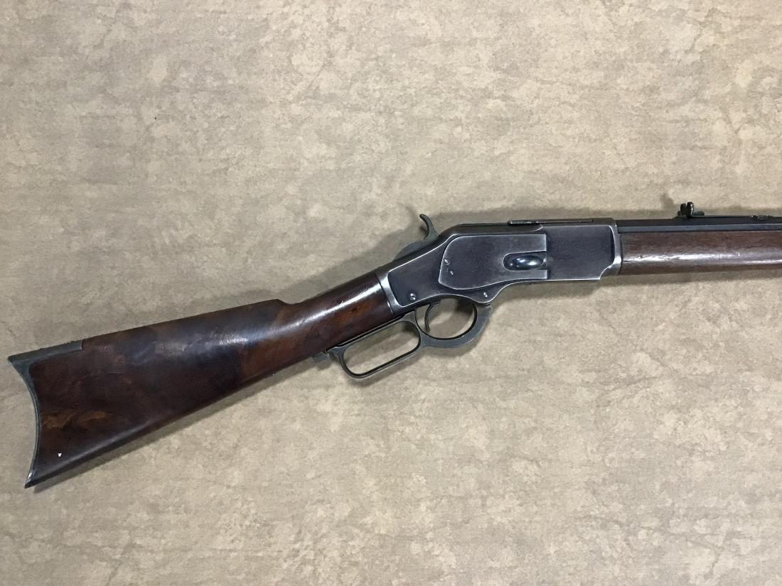 Winchester Model 1873-44 Caliber Manufactured 1884