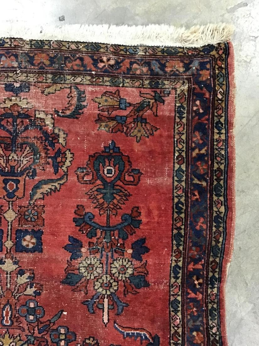 Handknotted Persian Rug - 3