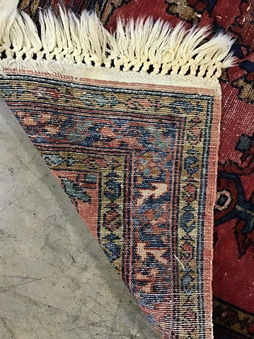 Handknotted Persian Rug - 4