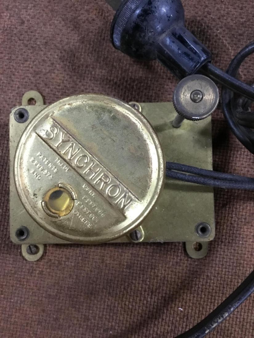 Schmermunds Jewelers Electric Clock - 3