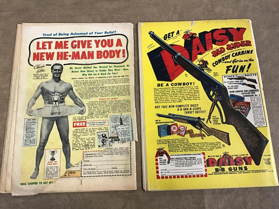 Lot of 2 Ken Shannon and Mr. Districk Attorny - 2