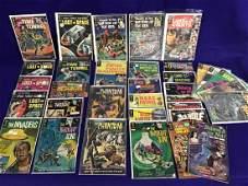 Lot of 34 Gold Key  Whitman Comics