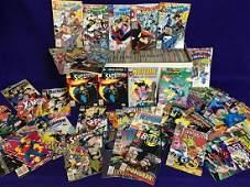 Lot of approx 300+ Superhero Comics