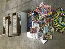 Lot of approx 1,350 + or - assorted comics