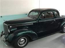 Immaculate 1938 Dodge Brothers Coupe