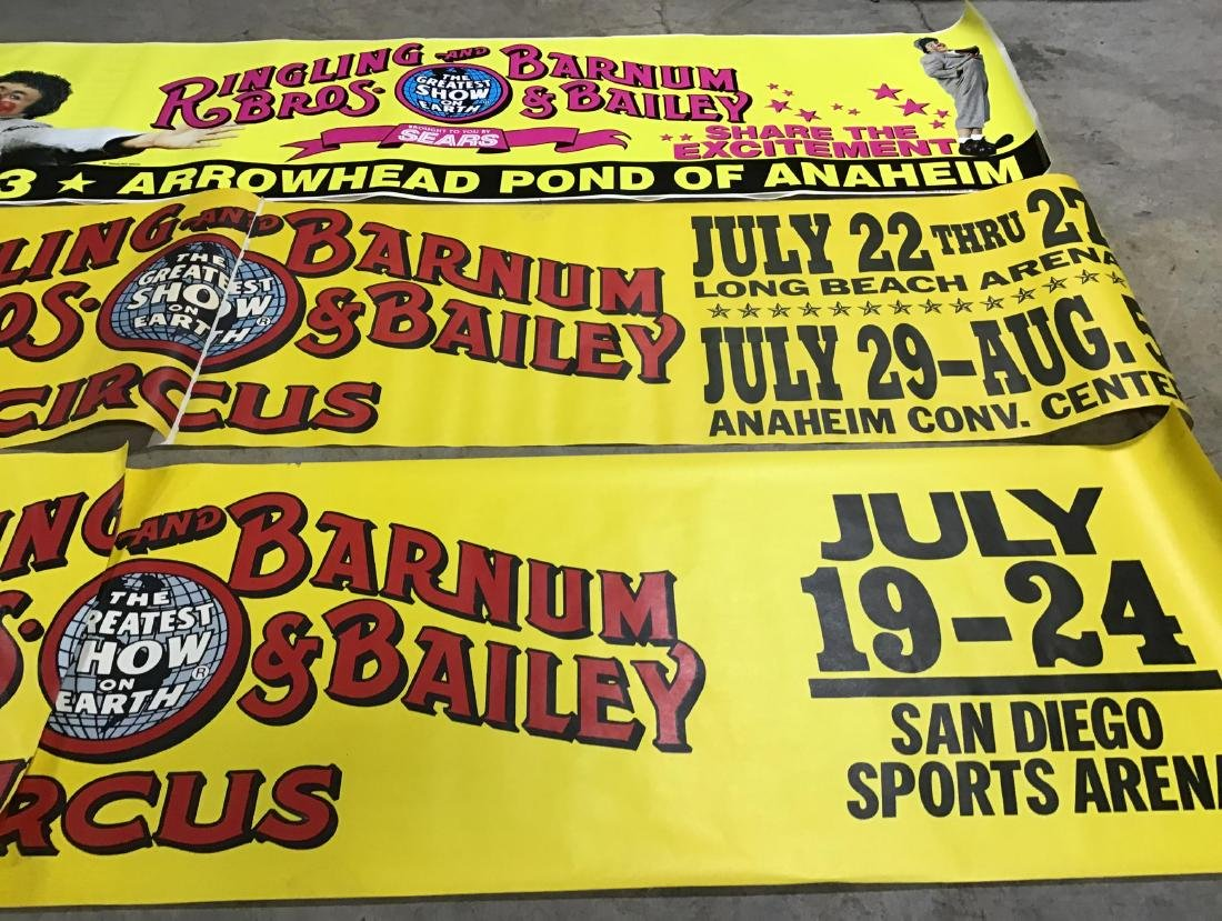 Lot of 3 Ringling Bros. and Barnum and Bailey Circus - 4