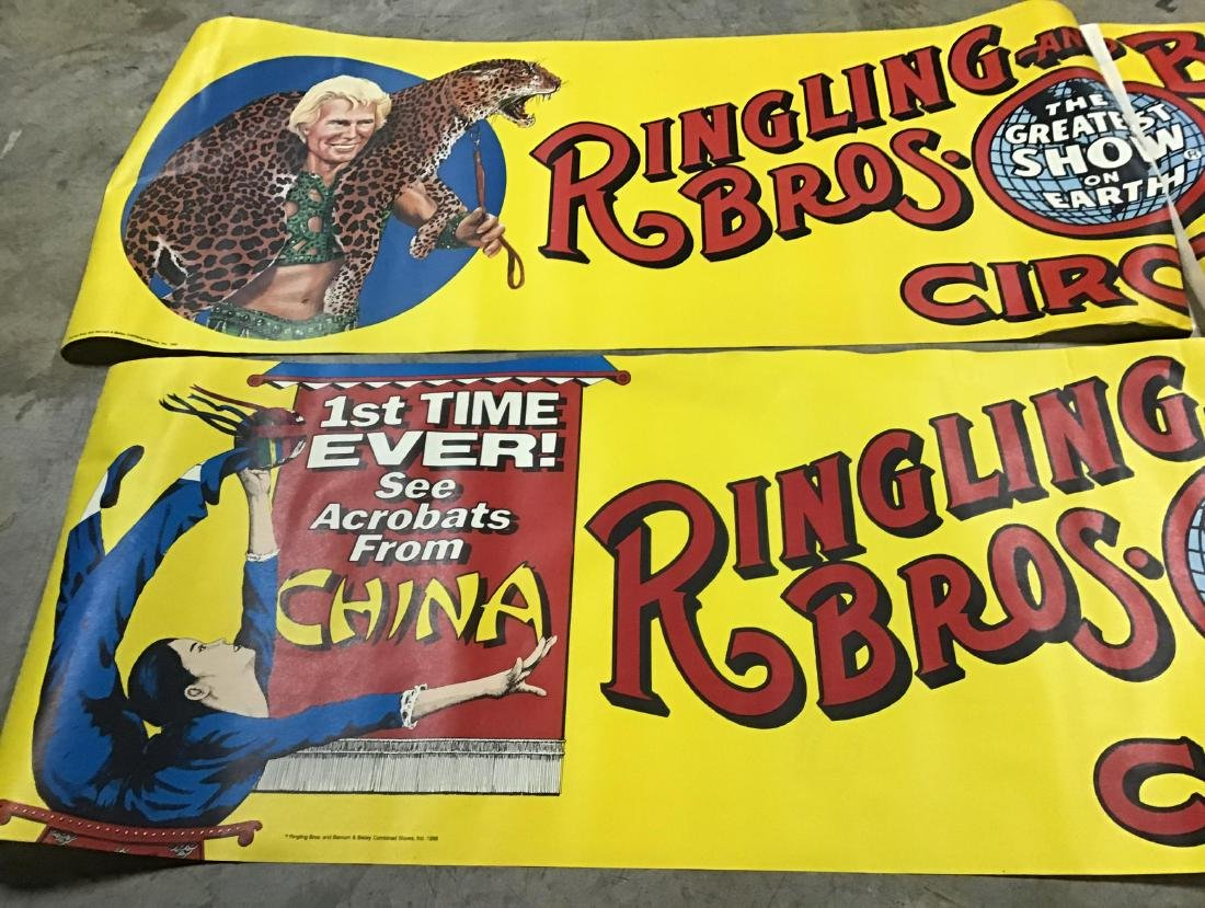 Lot of 3 Ringling Bros. and Barnum and Bailey Circus - 2