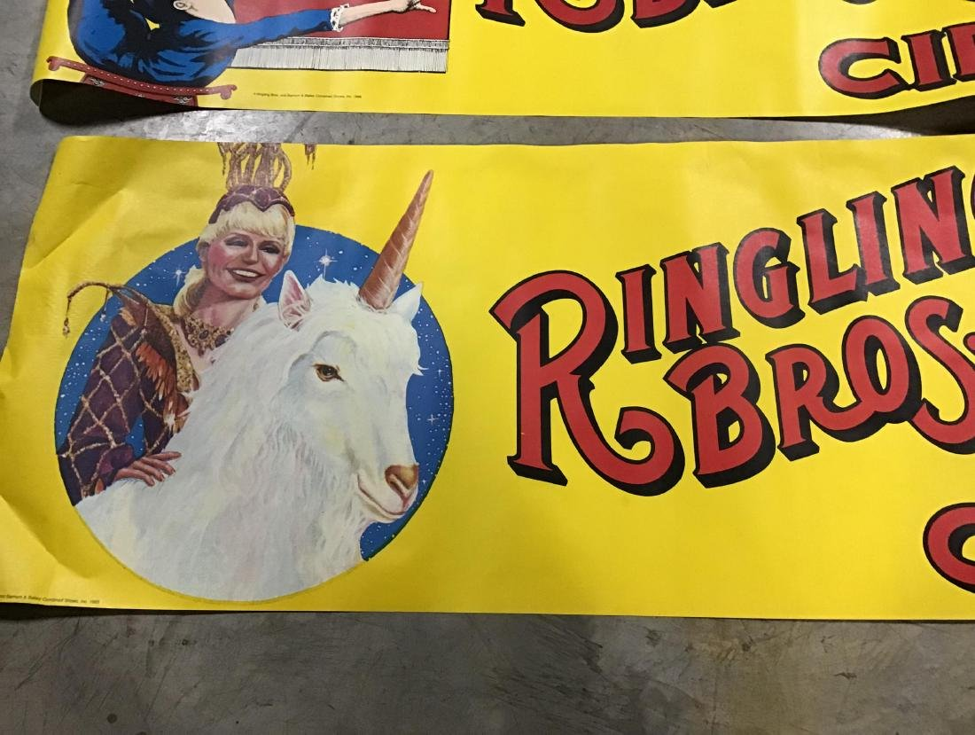 Lot of 3 Ringling Bros. and Barnum and Bailey Circus - 3