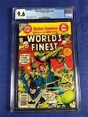 Worlds Finest Comics #245 CGC 9.6