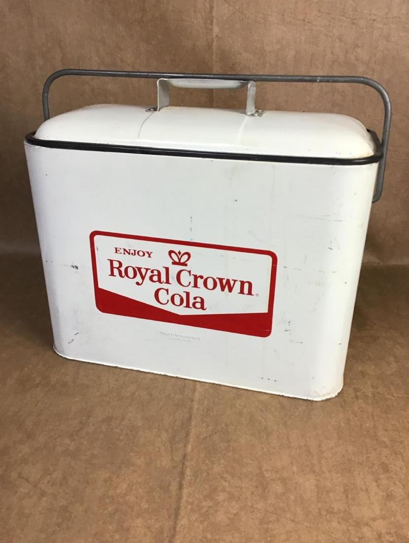 Royal Crown Cola Airline cooler - 3