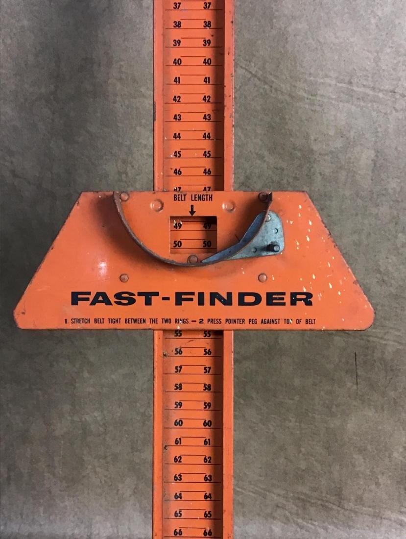 Dayco Fan Belt Fast Finder Measure - 3