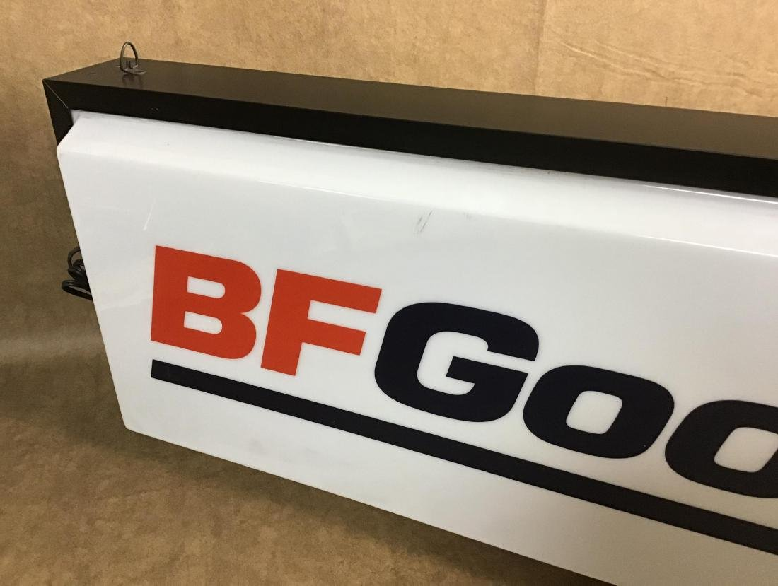 BF Goodrich Tires Lighted Sign - 4