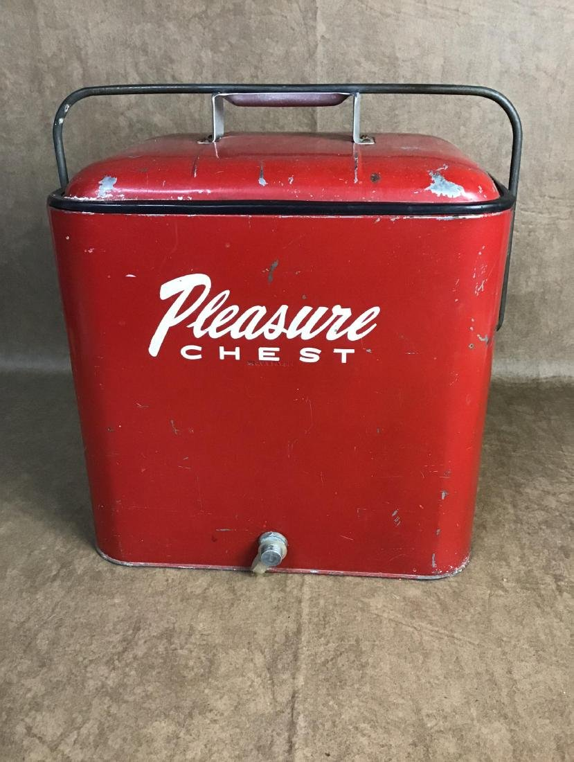 Pleasure Chest Cooler